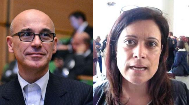 Renato Soru - Carla Medau